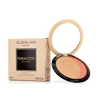 Guerlain Terracotta Joli Teint Natural Healthy Glow Powder Duo - # 02 Naturel/Natural Blondes