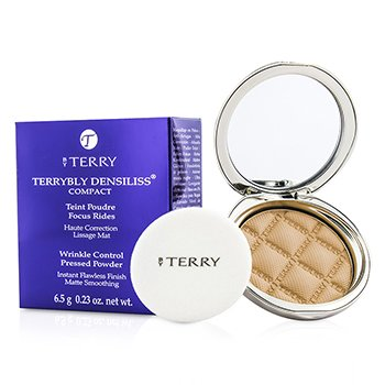 By Terry Terrybly Densiliss Compact (Wrinkle Control Pressed Powder) - # 3 Vanilla Sand