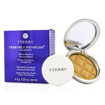 By Terry Terrybly Densiliss Compact (Wrinkle Control Pressed Powder) - # 5 Toasted Vanilla