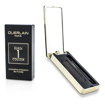 Guerlain Ecrin 1 Couleur Long Lasting Eyeshadow - # 09 Flash Black