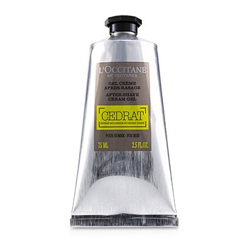 L'Occitane Cedrat After Shave Cream Gel