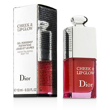 Christian Dior Cheek & Lip Glow Instant Blushing Rosy Tint