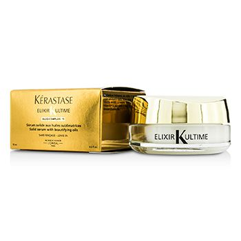 Kerastase Elixir Ultime Oleo-Complexe Solid Serum with Beautifying Oils - Leave In (For Dry, Damaged, Thick or Fizzy Hair)