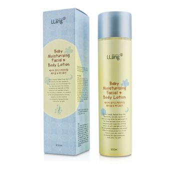 LLang Baby Moisturizing Facial & Body Lotion