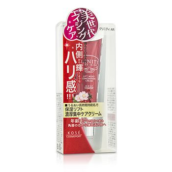 Kose Clinity Lift Moist Concentrate Cream - For Face & Lip