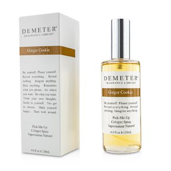 Demeter Ginger Cookie Cologne Spray