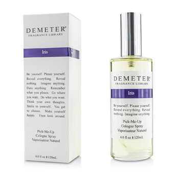 Demeter Iris Cologne Spray