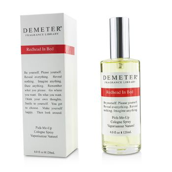 Demeter Redhead In Bed Cologne Spray