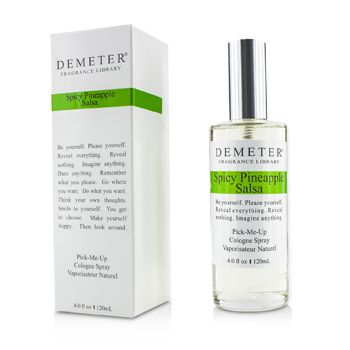 Demeter Spicy Pineapple Salsa Cologne Spray