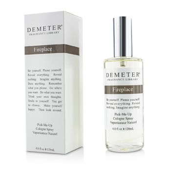 Demeter Fireplace Cologne Spray