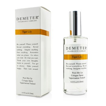 Demeter Tiger Lily Cologne Spray