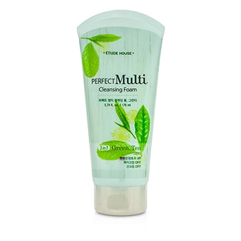 Etude House Perfect Multi Cleansing Foam 3 in 1 - Green Tea
