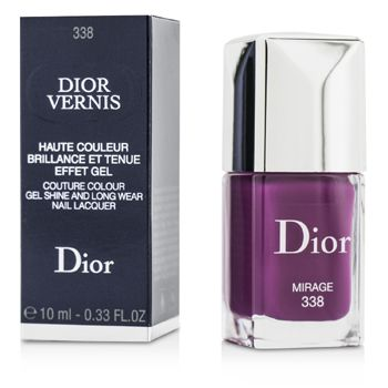 Christian Dior Dior Vernis Couture Colour Gel Shine & Long Wear Nail Lacquer - # 338 Mirage