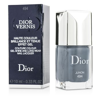 Christian Dior Dior Vernis Couture Colour Gel Shine & Long Wear Nail Lacquer - # 494 Junon