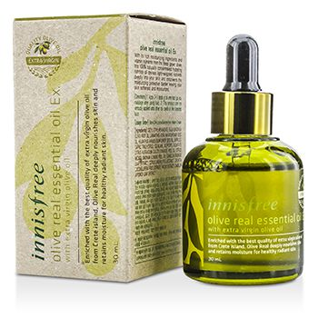 Innisfree Olive Real Essential Oil Ex.