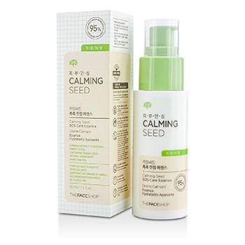 The Face Shop Calming Seed SOS Care Essence (For Sensitive Skin)