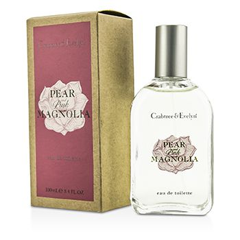 Crabtree & Evelyn Pear & Pink Magnolia Eau De Toilette Spray
