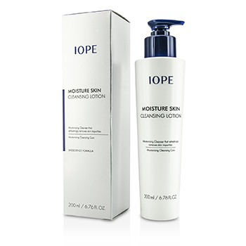 IOPE Moisture Skin Cleansing Lotion