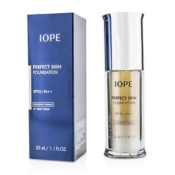 IOPE Perfect Skin Foundation SPF25 - # 21 Light Beige
