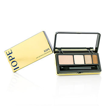 IOPE Line Defining Eyeshadow (4 Color Eye Palette) - # 01