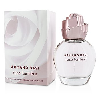 Armand Basi Rose Lumiere Eau De Toilette Spray