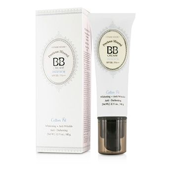 Etude House Precious Mineral BB Cream Cotton Fit SPF30 - #W13 Natural Beige