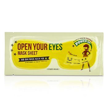 Etude House Open Your Eyes Mask Sheet