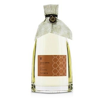 Thymes Lotus Santal Bath Oil