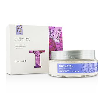 Thymes Mirabelle Plum Whipped Body Cream