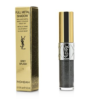 Yves Saint Laurent Full Metal Shadow - #01 Grey Splash