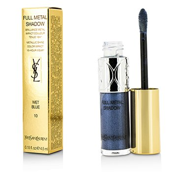 Yves Saint Laurent Full Metal Shadow - #10 Wet Blue