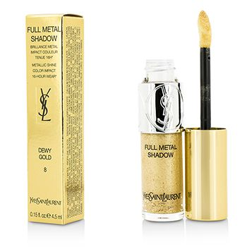 Yves Saint Laurent Full Metal Shadow - #08 Dewy Gold