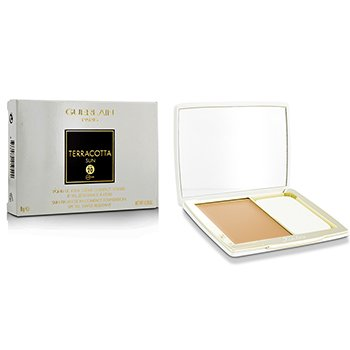 Guerlain Terracotta Sun Protection Compact Foundation SPF 20 - # Sand