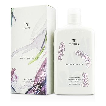 Thymes Clary Sage Tea Body Lotion