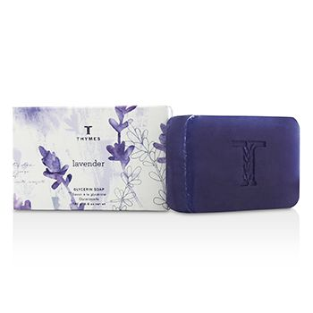 Thymes Lavender Glycerin Soap