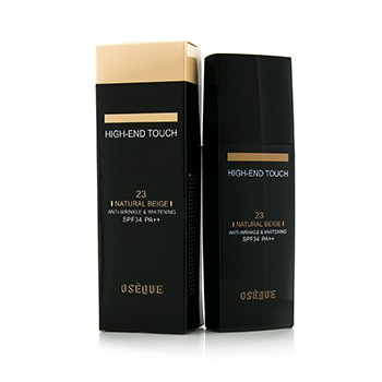 Oseque High End Touch Anti Wrinkle & Whitening (Roller) Foundation SPF34 - #23 Natural Beige