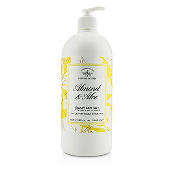 Caswell Massey Almond & Aloe Body Lotion