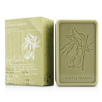 Caswell Massey Fig & Bamboo Bar Soap