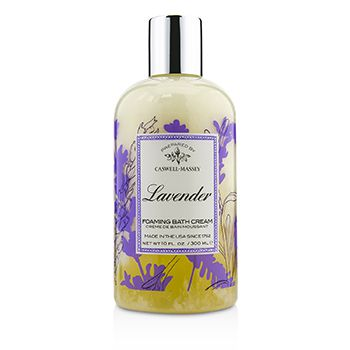 Caswell Massey Lavendar Foaming Bath Cream