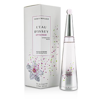 Issey Miyake L'Eau D'Issey City Blossom Eau De Toilette Spray (2015 Limited Edition)