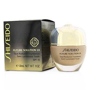 Shiseido Future Solution LX Total Radiance Foundation SPF15 - #B40 Natural Fair Beige