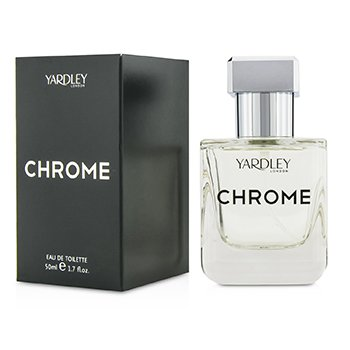 Yardley Chrome Eau De Toilette Spray