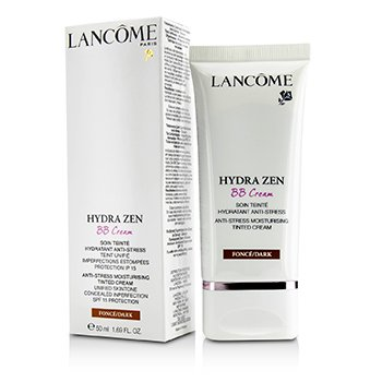 Lancome Hydra Zen (BB Cream) Anti-Stress Moisturising Tinted Cream SPF15 - #Dark