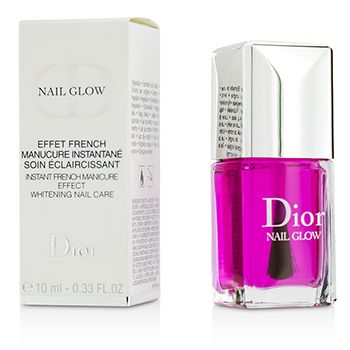 Christian Dior Nail Glow (Instant French Manicure Effect Whitening Nail Care)