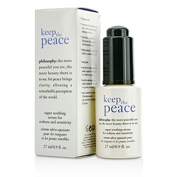 Philosophy Keep The Peace Super Soothing Serum