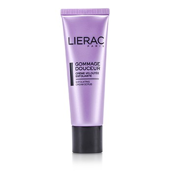 Lierac Gentle Exfoliator - Exfoliating Cream Scrub (Unboxed)