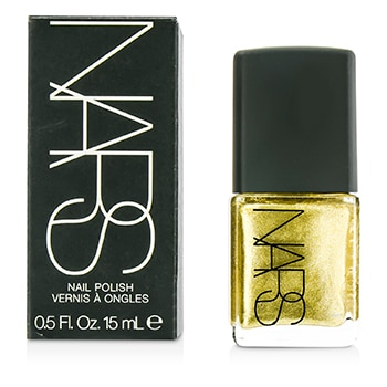 NARS Nail Polish - #Milos (Rich Gold)