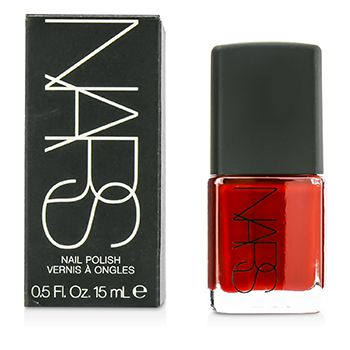 NARS Nail Polish - #Torre Del Oro (Cherry Red)
