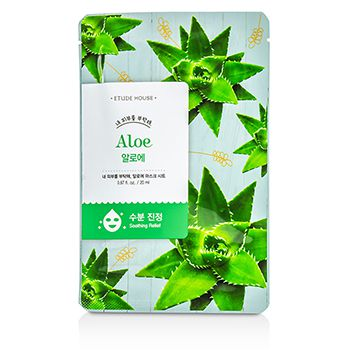 Etude House I Need You Mask Sheet - Aloe! (Soothing Relief)