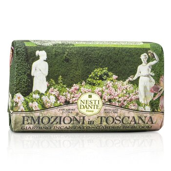 Nesti Dante Emozioni In Toscana Natural Soap - Garden In Bloom